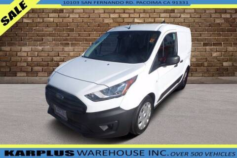2019 Ford Transit Connect Cargo for sale at Karplus Warehouse in Pacoima CA