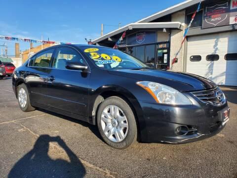 2012 Nissan Altima for sale at Michigan city Auto Inc in Michigan City IN