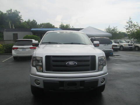 2010 Ford F-150 for sale at Olde Mill Motors in Angier NC