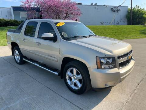 2008 Chevrolet Avalanche for sale at Best Buy Auto Mart in Lexington KY