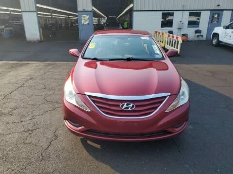 2011 Hyundai Sonata for sale at GLOBAL MOTOR GROUP in Newark NJ