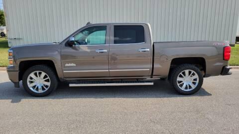 2015 Chevrolet Silverado 1500 for sale at TNK Autos in Inman KS