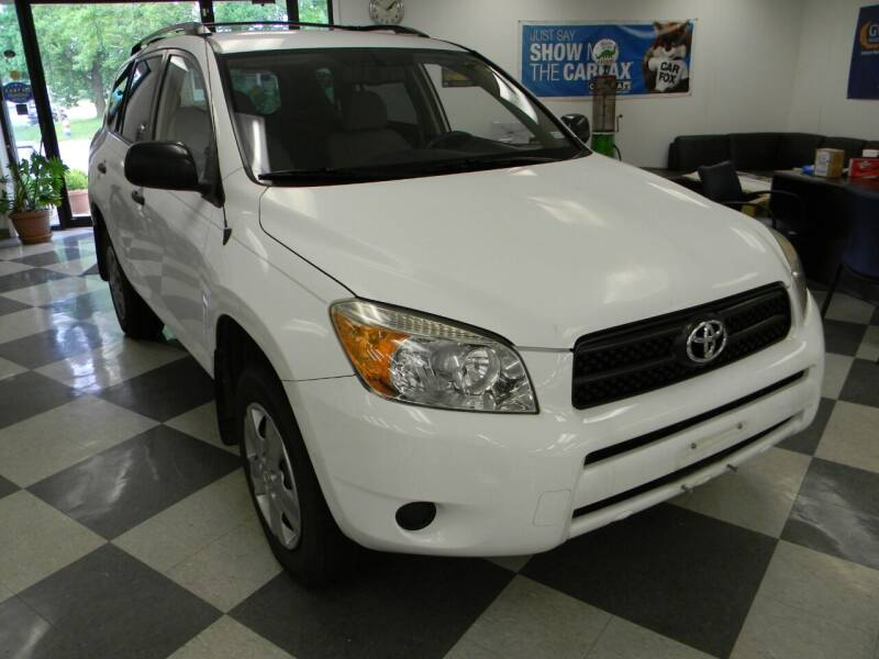 2007 Toyota RAV4 for sale at Lindenwood Auto Center in Saint Louis MO