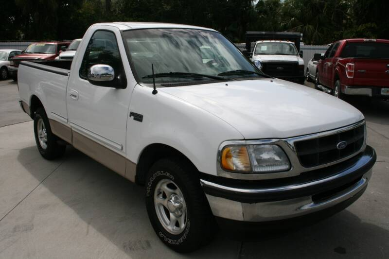 1997 Ford F-150 for sale at Mike's Trucks & Cars in Port Orange FL