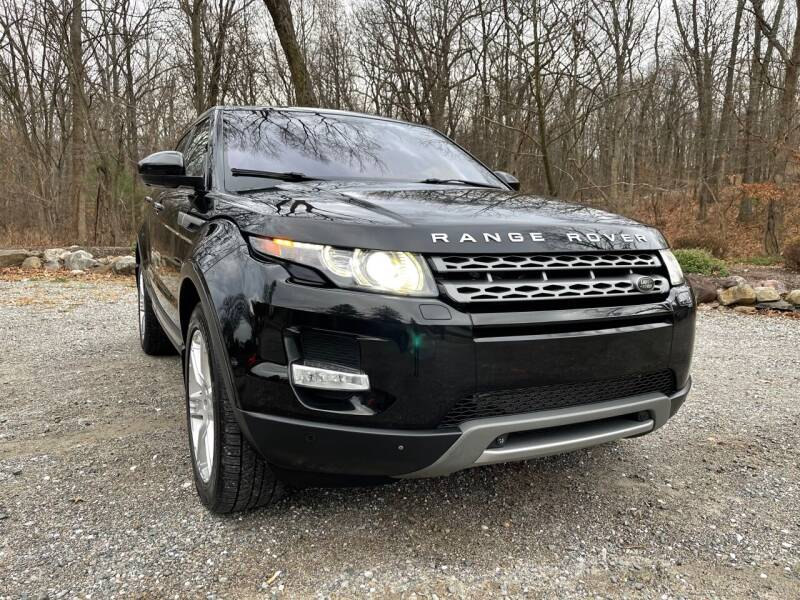 2015 Land Rover Range Rover Evoque for sale at Bloomingdale Auto Group - The Car House in Butler NJ