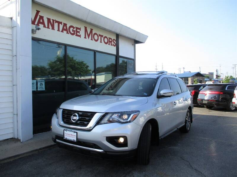 2017 Nissan Pathfinder for sale in Raytown, MO