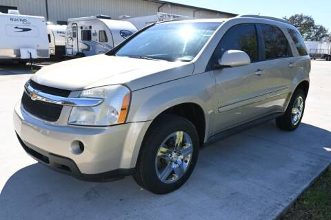 2009 Chevrolet Equinox for sale at Thurston Auto and RV Sales in Clermont FL