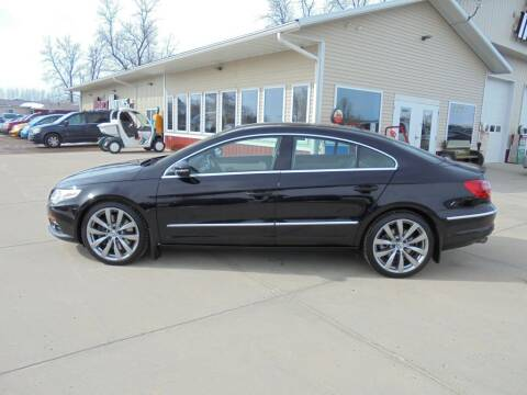 2010 Volkswagen CC for sale at Milaca Motors in Milaca MN