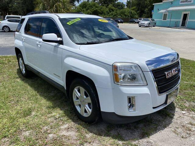 2015 GMC Terrain for sale at Palm Bay Motors in Palm Bay FL
