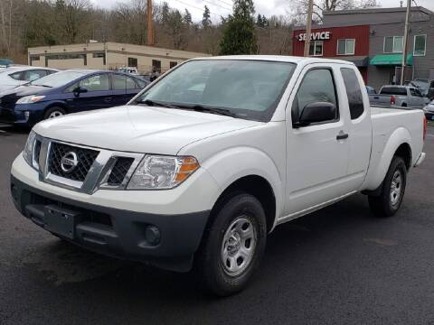 2018 Nissan Frontier for sale at Halo Motors in Bellevue WA