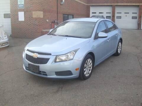 2011 Chevrolet Cruze for sale at MOTORAMA INC in Detroit MI