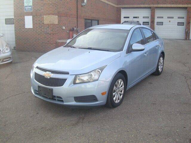 2011 Chevrolet Cruze for sale at MOTORAMA INC in Detroit MI