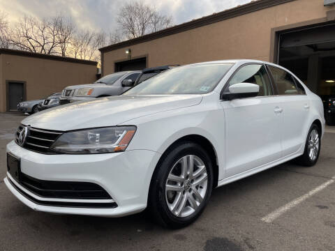 2017 Volkswagen Jetta for sale at Vantage Auto Wholesale in Lodi NJ