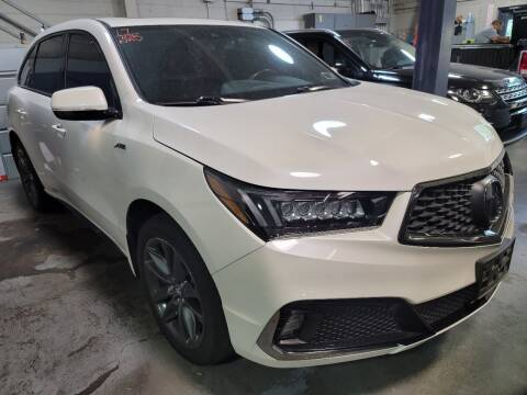 2019 Acura MDX for sale at AW Auto & Truck Wholesalers  Inc. in Hasbrouck Heights NJ