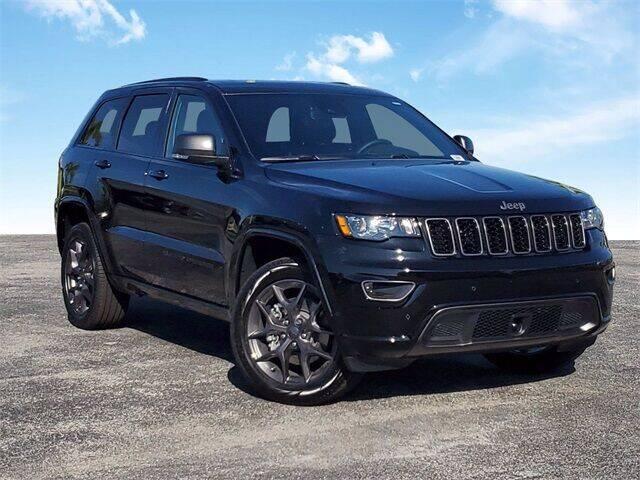 2021 Jeep Grand Cherokee for sale in Okeechobee, FL