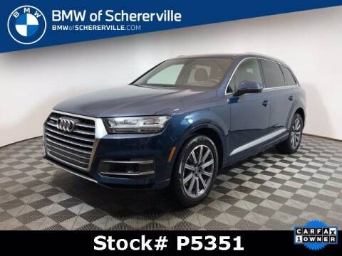 2018 Audi Q7 for sale at BMW of Schererville in Shererville IN
