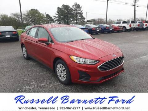 2020 Ford Fusion for sale at Oskar  Sells Cars in Winchester TN