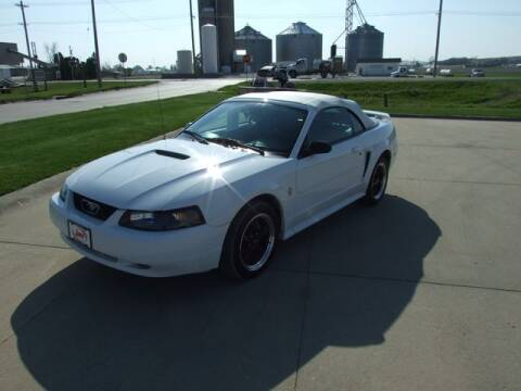 2001 Ford Mustang for sale at Koop's Sales and Service in Vinton IA