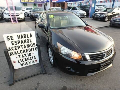 2010 Honda Accord for sale at Cedano Auto Mall Inc in Bronx NY
