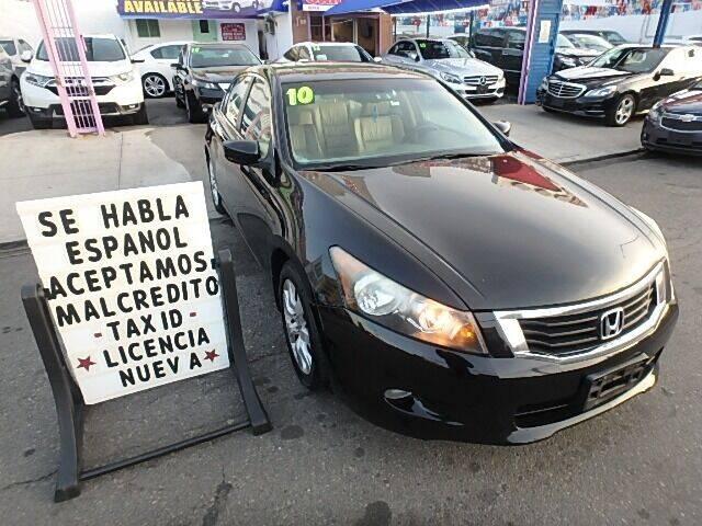 2010 Honda Accord for sale at Cedano Auto Mall Inc in Bronx NY