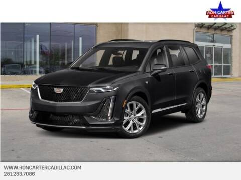 2020 Cadillac XT6 for sale at Ron Carter  Clear Lake Used Cars in Houston TX