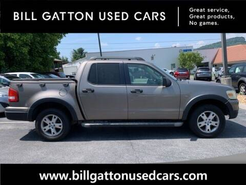 2007 Ford Explorer Sport Trac for sale at Bill Gatton Used Cars in Johnson City TN