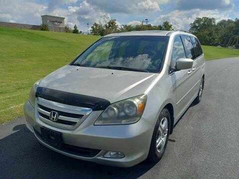 2007 Honda Odyssey for sale at Happy Days Auto Sales in Piedmont SC
