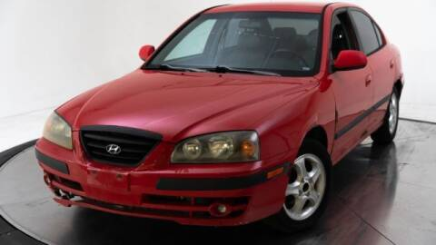 2004 Hyundai Elantra for sale at AUTOMAXX MAIN in Orem UT