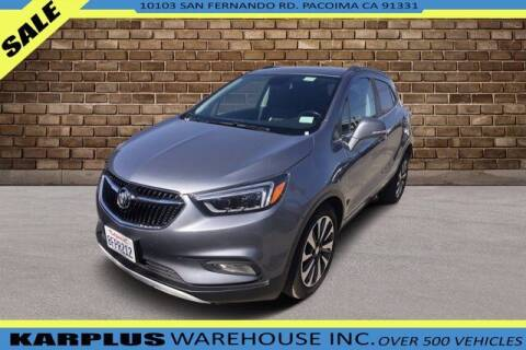 2019 Buick Encore for sale at Karplus Warehouse in Pacoima CA