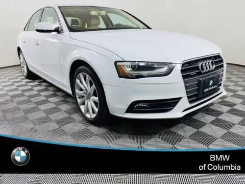 2013 Audi A4 for sale at Preowned of Columbia in Columbia MO