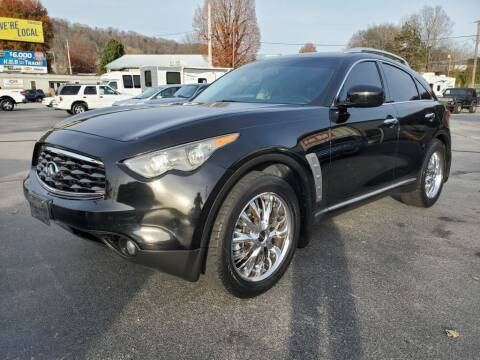 2009 Infiniti FX35 for sale at MCMANUS AUTO SALES in Knoxville TN