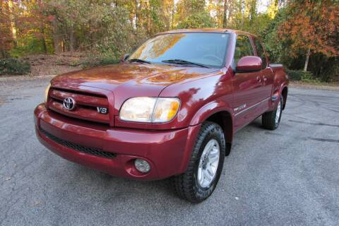 2003 Toyota Tundra for sale at AUTO FOCUS in Greensboro NC