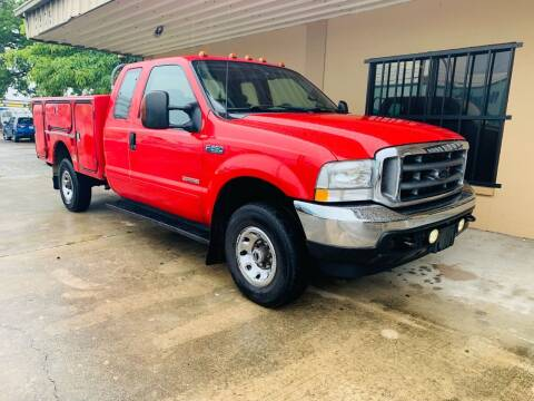 2003 Ford F-250 Super Duty for sale at Eastside Auto Brokers LLC in Fort Myers FL