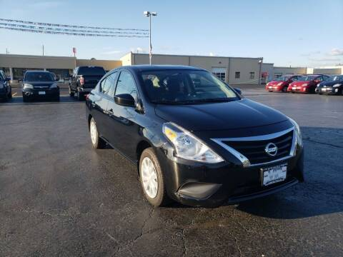 2018 Nissan Versa for sale at VIP Auto Sales & Service in Franklin OH