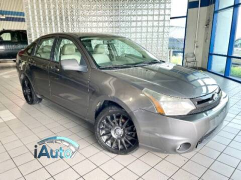 2010 Ford Focus for sale at iAuto in Cincinnati OH