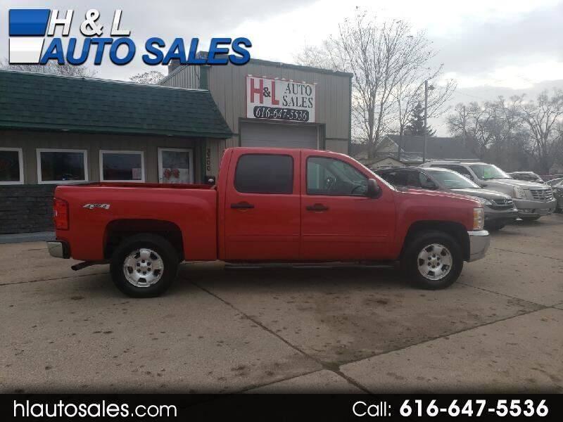 2012 Chevrolet Silverado 1500 for sale at H & L AUTO SALES LLC in Wyoming MI