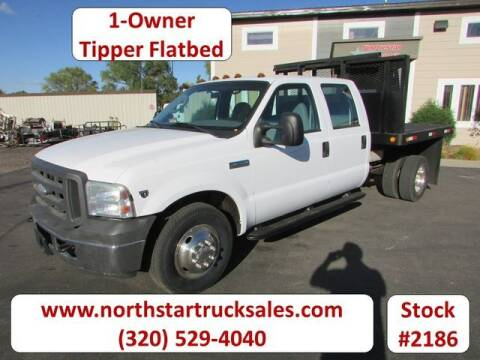 2005 Ford F-350 Super Duty for sale at NorthStar Truck Sales in St Cloud MN