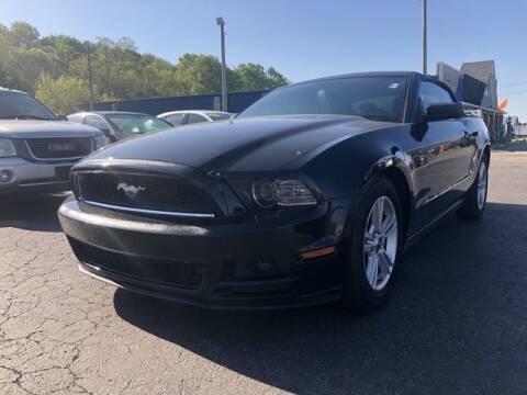 2014 Ford Mustang for sale at Instant Auto Sales in Chillicothe OH