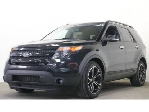 2014 Ford Explorer for sale at Clawson Auto Sales in Clawson MI