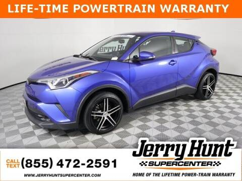 2019 Toyota C-HR for sale at Jerry Hunt Supercenter in Lexington NC