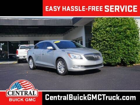 2015 Buick LaCrosse for sale at Central Buick GMC in Winter Haven FL