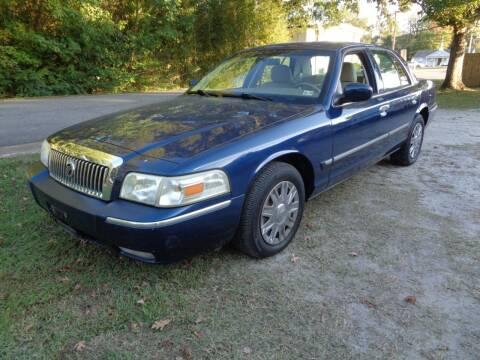 2006 Mercury Grand Marquis for sale at Liberty Motors in Chesapeake VA