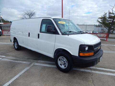 2011 Chevrolet Express Cargo for sale at Vail Automotive in Norfolk VA