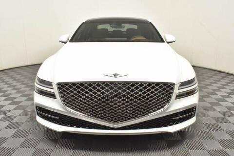 2021 Genesis G80 for sale at Southern Auto Solutions-Jim Ellis Hyundai in Marietta GA