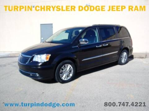 2015 Chrysler Town and Country for sale at Turpin Dodge Chrysler Jeep Ram in Dubuque IA