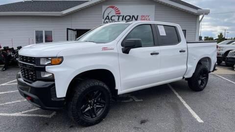 2019 Chevrolet Silverado 1500 for sale at Action Motor Sales in Gaylord MI