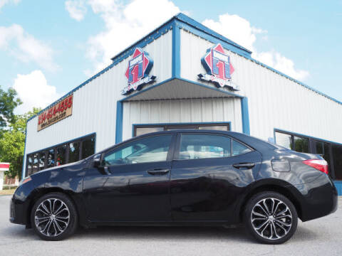 2015 Toyota Corolla for sale at DRIVE 1 OF KILLEEN in Killeen TX