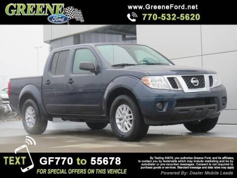 2019 Nissan Frontier for sale at NMI in Atlanta GA