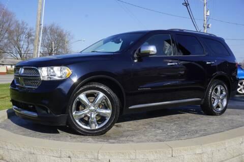 2011 Dodge Durango for sale at Platinum Motors LLC in Heath OH
