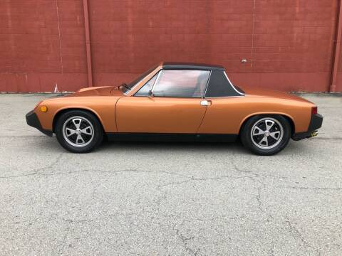 1975 Porsche 914 for sale at ELIZABETH AUTO SALES in Elizabeth PA